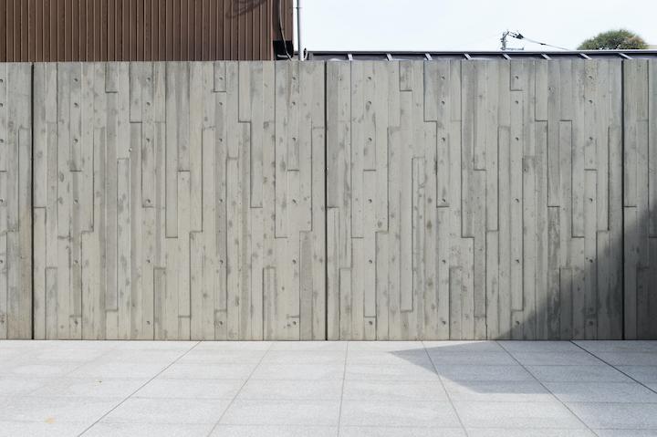Decoratieve betonpanelen