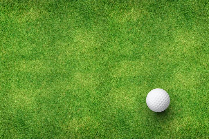 Struisgras wordt gebruikt op greens van golfclubs