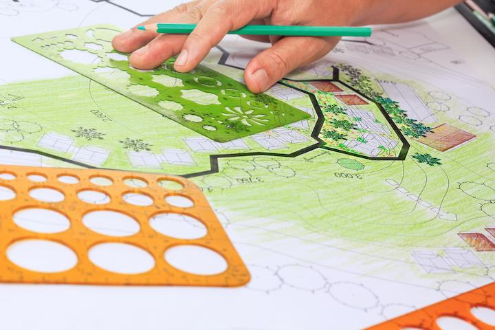 Je tuin laten ontwerpen en een tuinplan laten maken door een tuinarchitect
